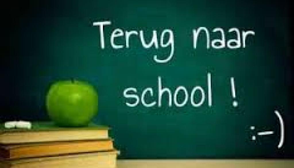 begin-schooljaar